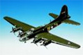 Boeing B-17 Flying Fortress World War II Bomber Aircraft